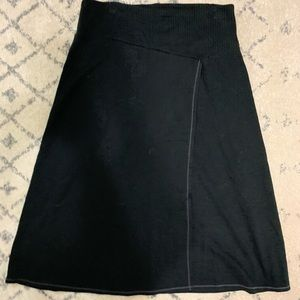 Patagonia travel skirt